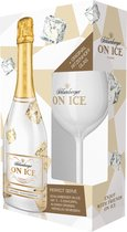 Schlumberger On Ice Giftpack + Ritzenhof glas - 1 x 75cl