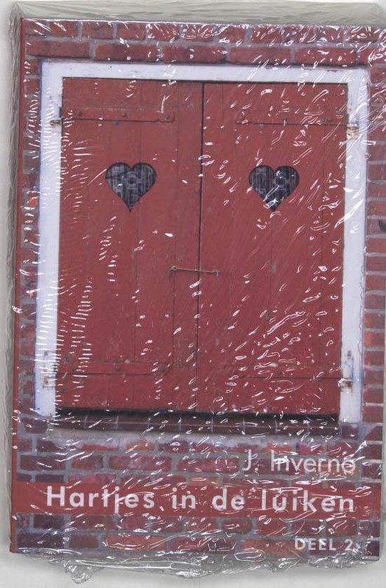 Cover van het boek 'Hartjes in de luiken / 2' van J. Inverno