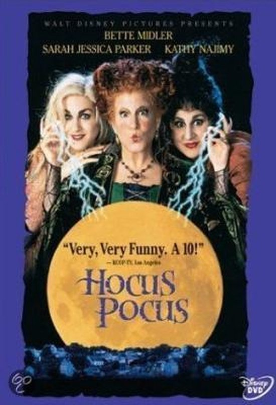 Cover van de film 'Hocus Pocus'