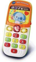 Afbeelding van VTech Baby Telefoontje oranje - Babytelefoon speelgoed
