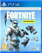 Afbeelding van Fortnite: Deep Freeze Bundle - PS4 (Voucher in Box)