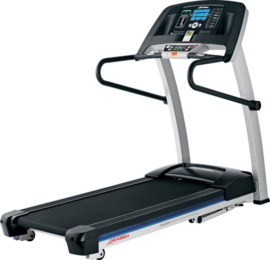 Life Fitness F1 loopband met Smart Console