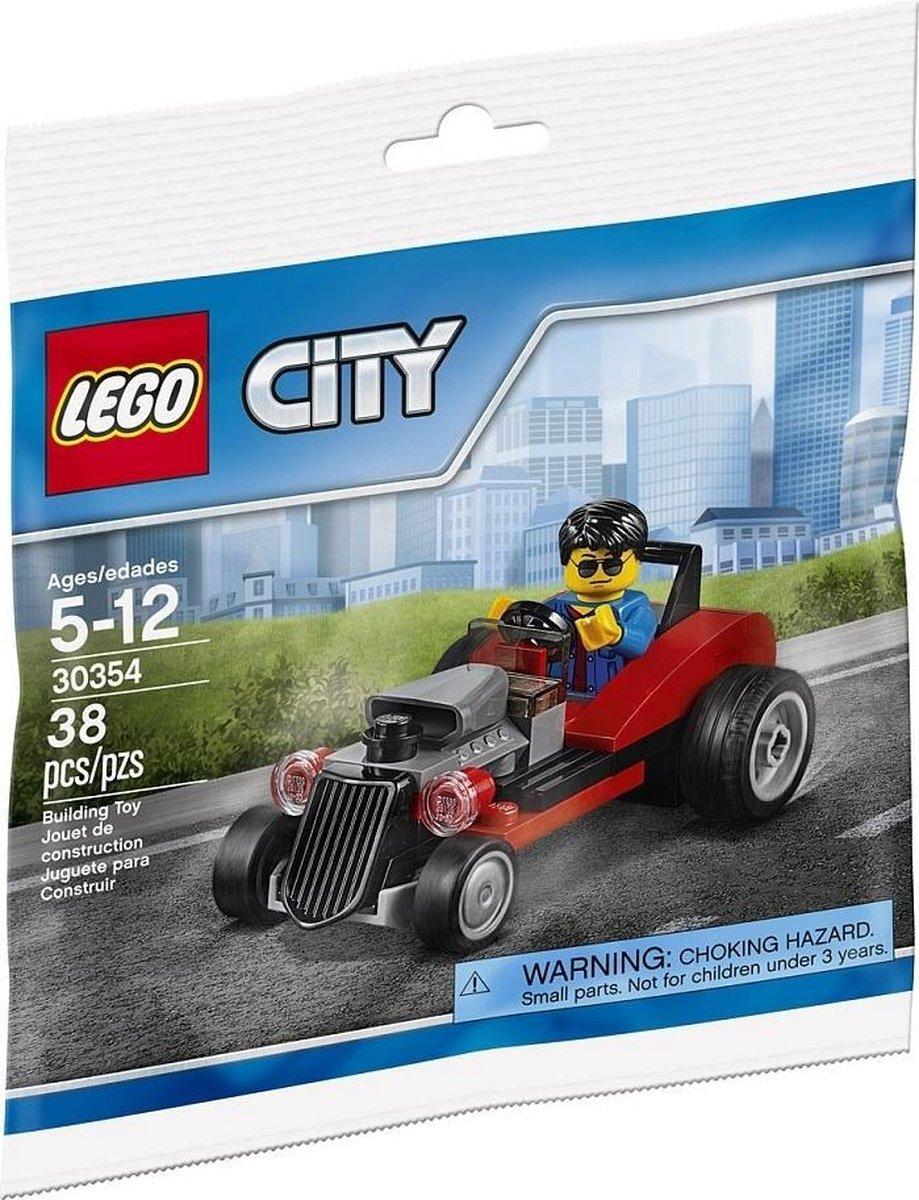 LEGO City Hot Rod 30354 (Polybag)