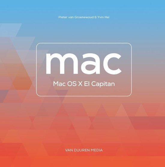 Mac OS X El Capitan - Pieter van Groenewoud |