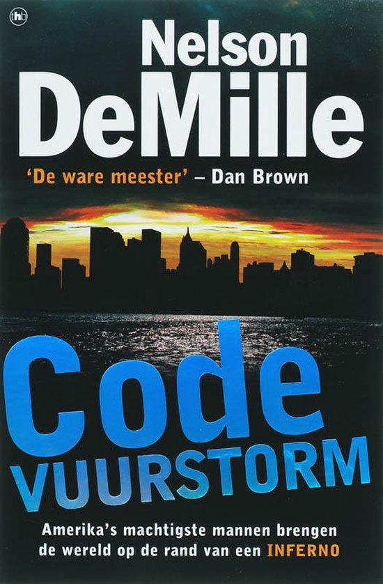 Code Vuurstorm - Nelson De Mille |