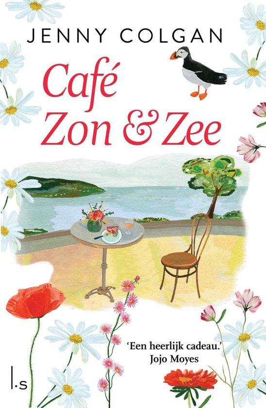 Omslag van Café Zon & Zee 1 - Café Zon & Zee