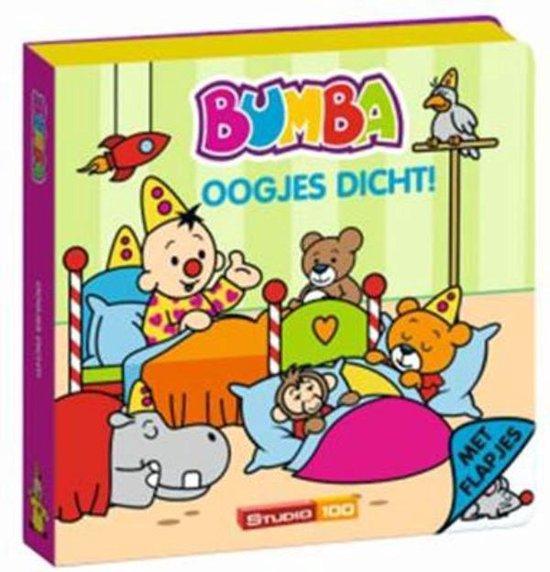 Boek cover Bumba 0 - Oogjes dicht van Jan Maillard (Hardcover)