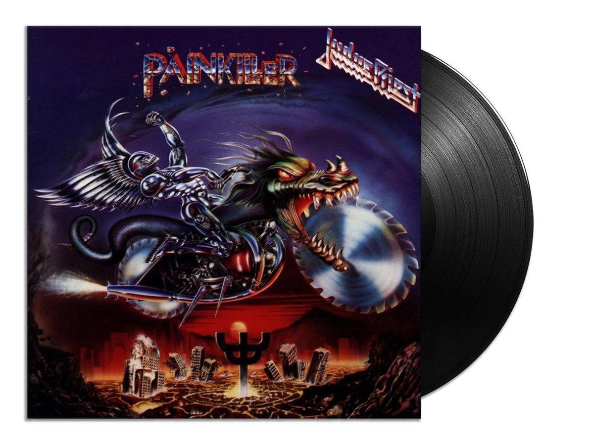 Painkiller (LP) - Judas Priest