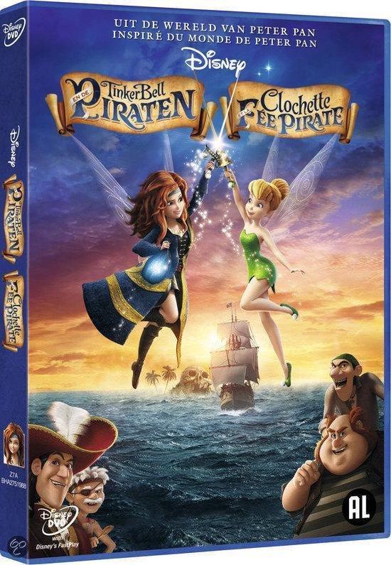 Tinkerbell en de piraten - Animation