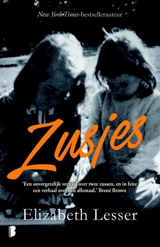Boek cover Zusjes van Elizabeth Lesser (Onbekend)