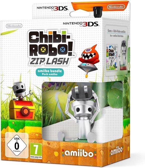 Chibi-Robo! + Zip Lash amiibo bundel – NEW 3DS