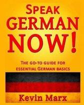 Speak German Now!