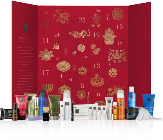 The Ritual of Advent - 24 delig - Rituals Adventskalender 2016