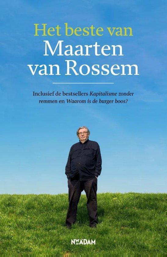 Boek cover Het beste van Maarten van Rossem van Maarten van Rossem (Paperback)