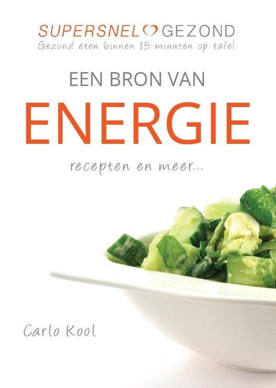Een bron van energie - Carlo Kool | Fthsonline.com