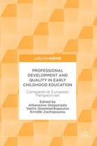 Omslag Professional Development and Quality in Early Childhood Education