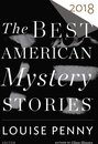 Omslag The Best American Mystery Stories 2018