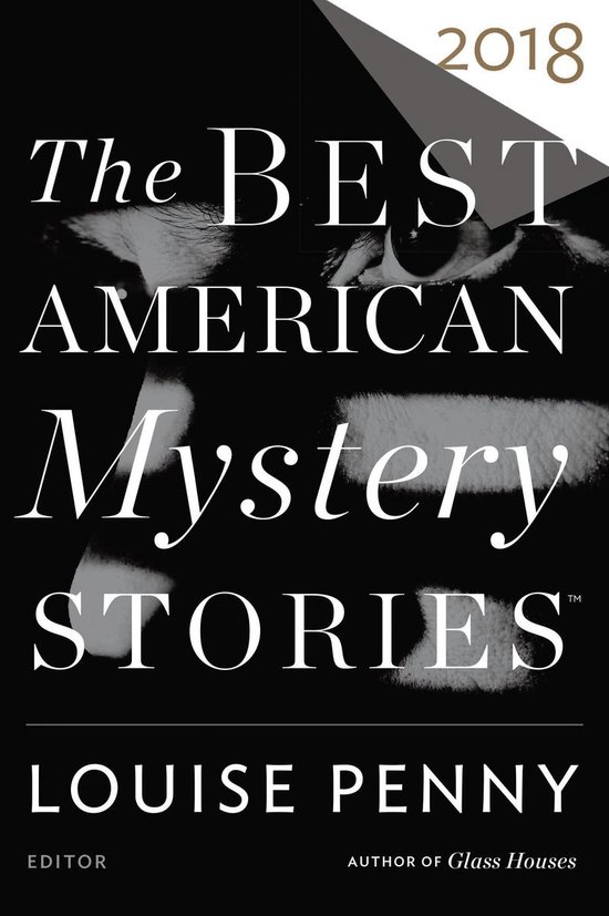 Omslag van The Best American Mystery Stories 2018