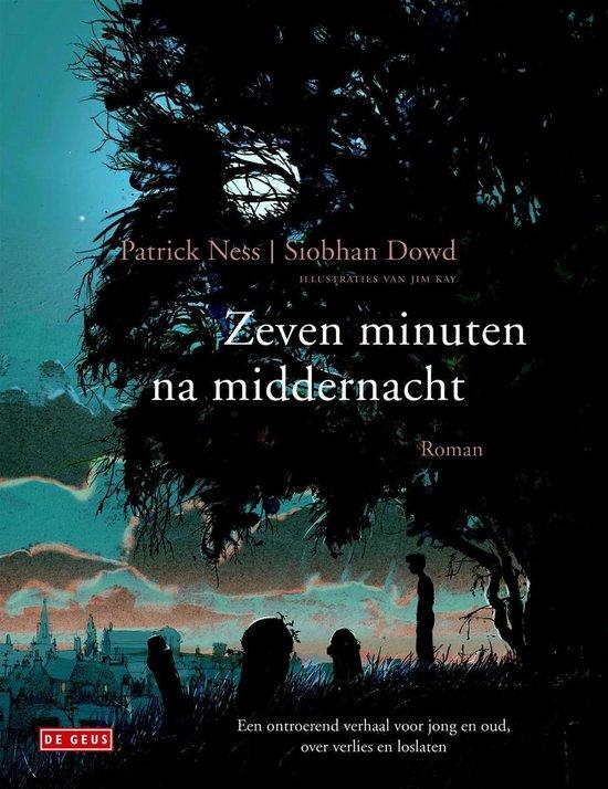 Zeven minuten na middernacht - Patrick Ness  