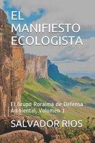 El Manifiesto Ecologista