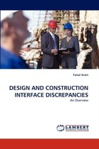 Design and Construction Interface Discrepancies