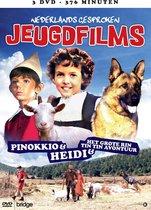 Heidi/Rin Tin Tin/Pinokkio