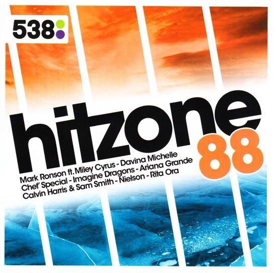 CD cover van 538 Hitzone 88 van Hitzone