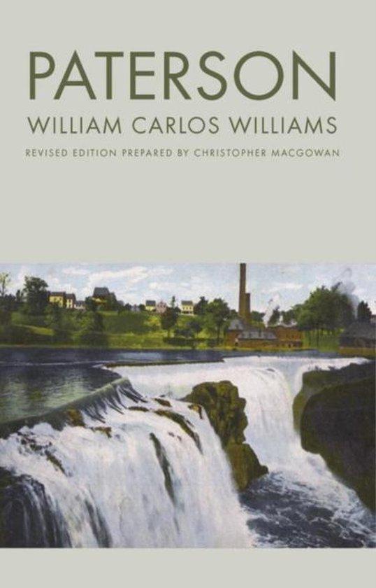 Boek cover Paterson van William Carlos Williams (Paperback)