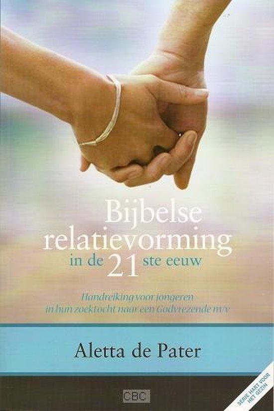 Bijbelse relatievorming in de 21e eeuw - Alletta de Pater |