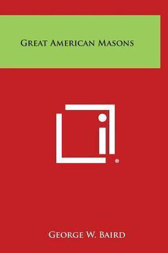 Great American Masons