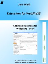 Extensions for WebSite X5