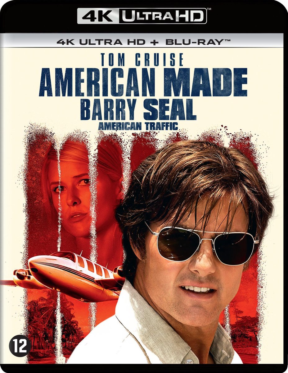 American Made (4K Ultra HD Blu-ray)-