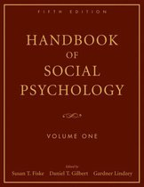 Handbook of Social Psychology, Volume 1