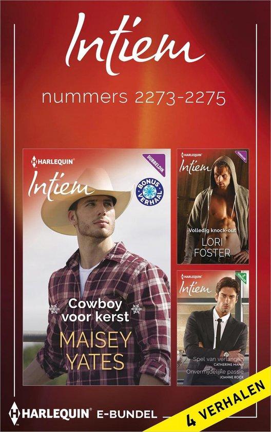 Intiem e-bundel nummers 2273-2275 (4-in-1) - Maisey Yates  