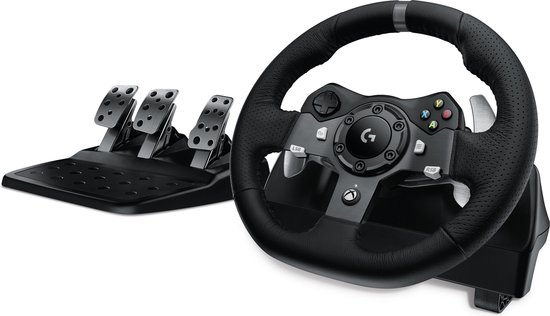 Logitech G920 Driving Force & G29 Driving Force