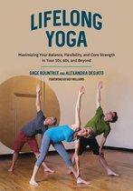 Omslag Lifelong Yoga