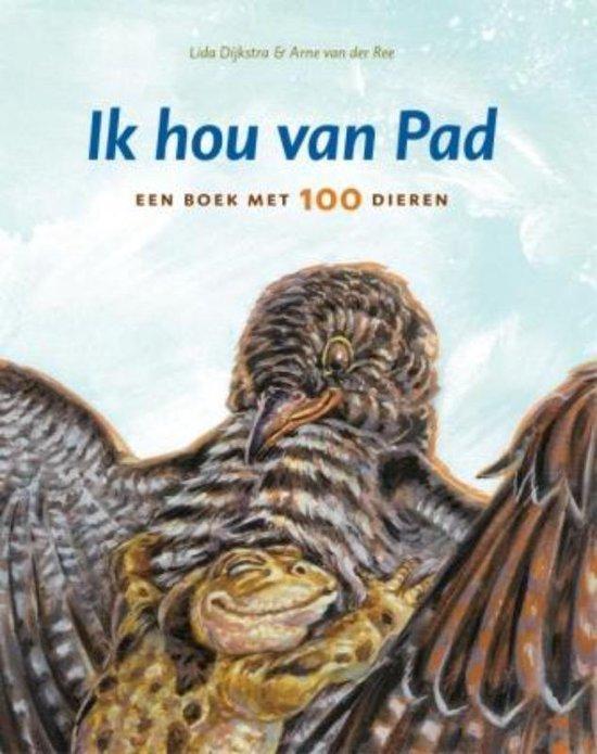 Ik hou van Pad - Lida Dijkstra |