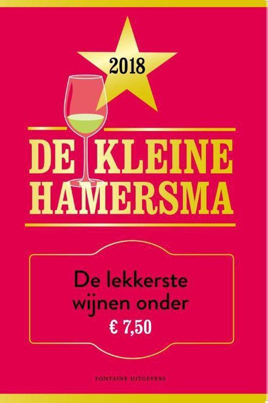 De kleine Hamersma 2018
