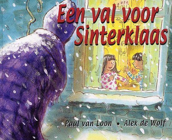 Een Val Voor Sinterklaas - Paul van Loon |