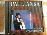 Paul Anka - My Way And Other Great Hits Live