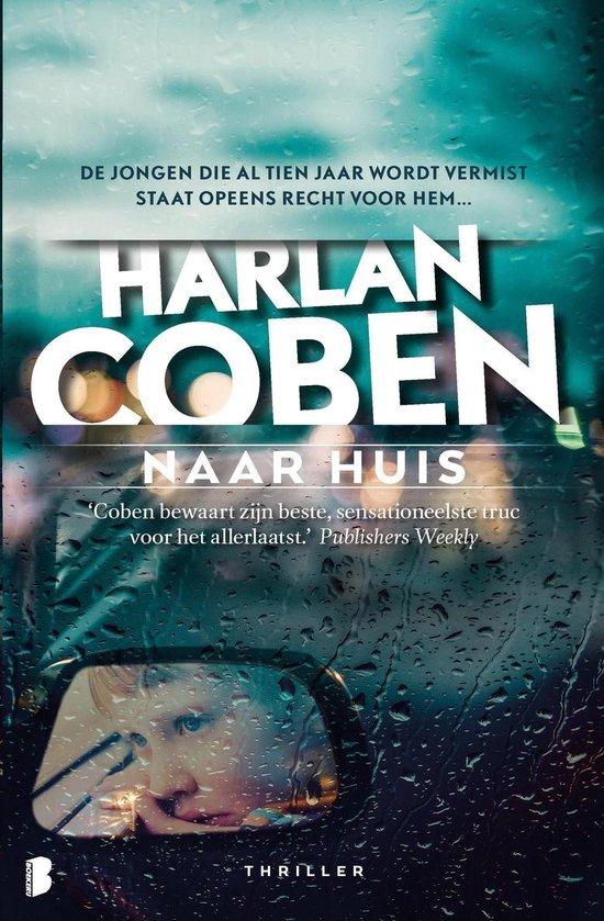 Boek cover Naar huis van Harlan Coben