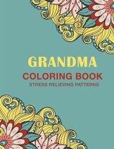 Grandma Coloring Book