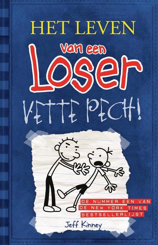 Het leven van een Loser 2 - Vette pech! - Jeff Kinney |