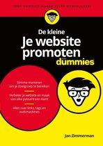 Voor Dummies  -   De kleine je website promoten voor Dummies