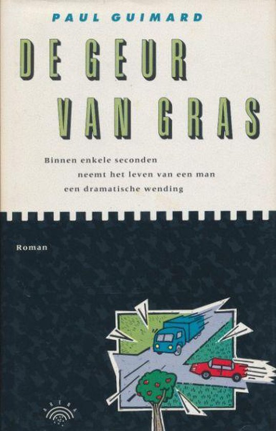 Geur van gras (gb) - Guimard  