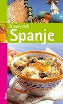 Boek cover Spanje van nvt (Hardcover)