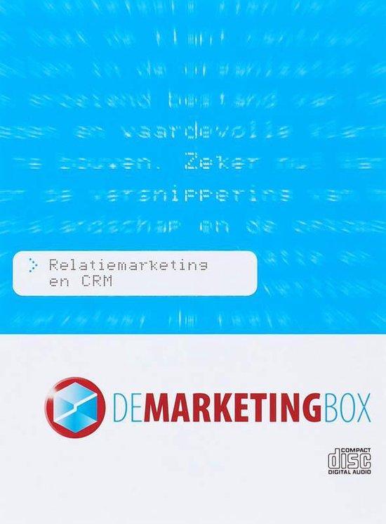 Relatiemarketing en CRM (luisterboek) - Icsb |