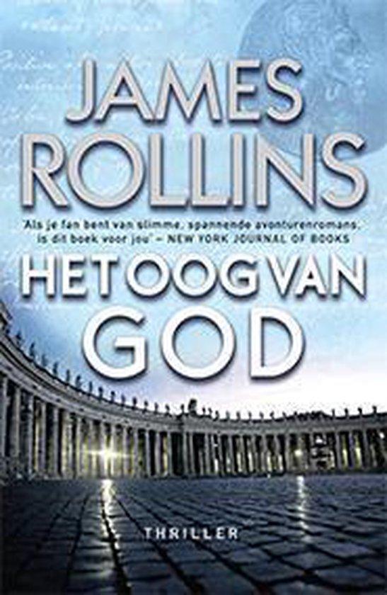 Het oog van God - James Rollins   Fthsonline.com