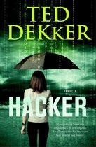 Boek cover Hacker van Ted Dekker (Paperback)