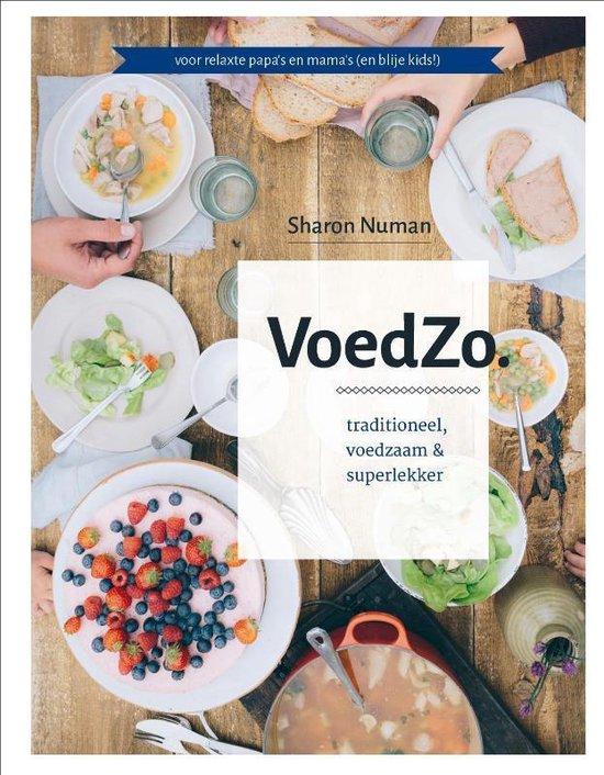 Boek cover VoedZo. van Sharon Numan (Hardcover)